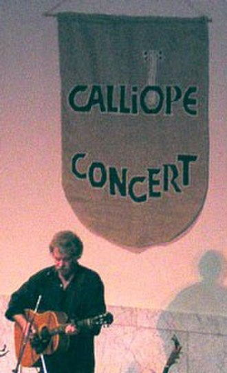 Calliope: Pittsburgh Folk Music Society - A Calliope Concert at Carnegie Lecture Hall in Pittsburgh, Pennsylvania, featuring Tom Rush on April 22, 2006.