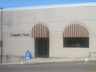 The Camden News - The Camden News is the original flagship publication of WEHCO Media.