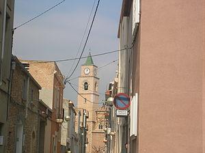 Llorenç del Penedès - Image: Campanar Llorenç del Penedès