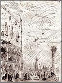 Канал, Джованни Антонио;  Пьяцетта;  1720.jpg