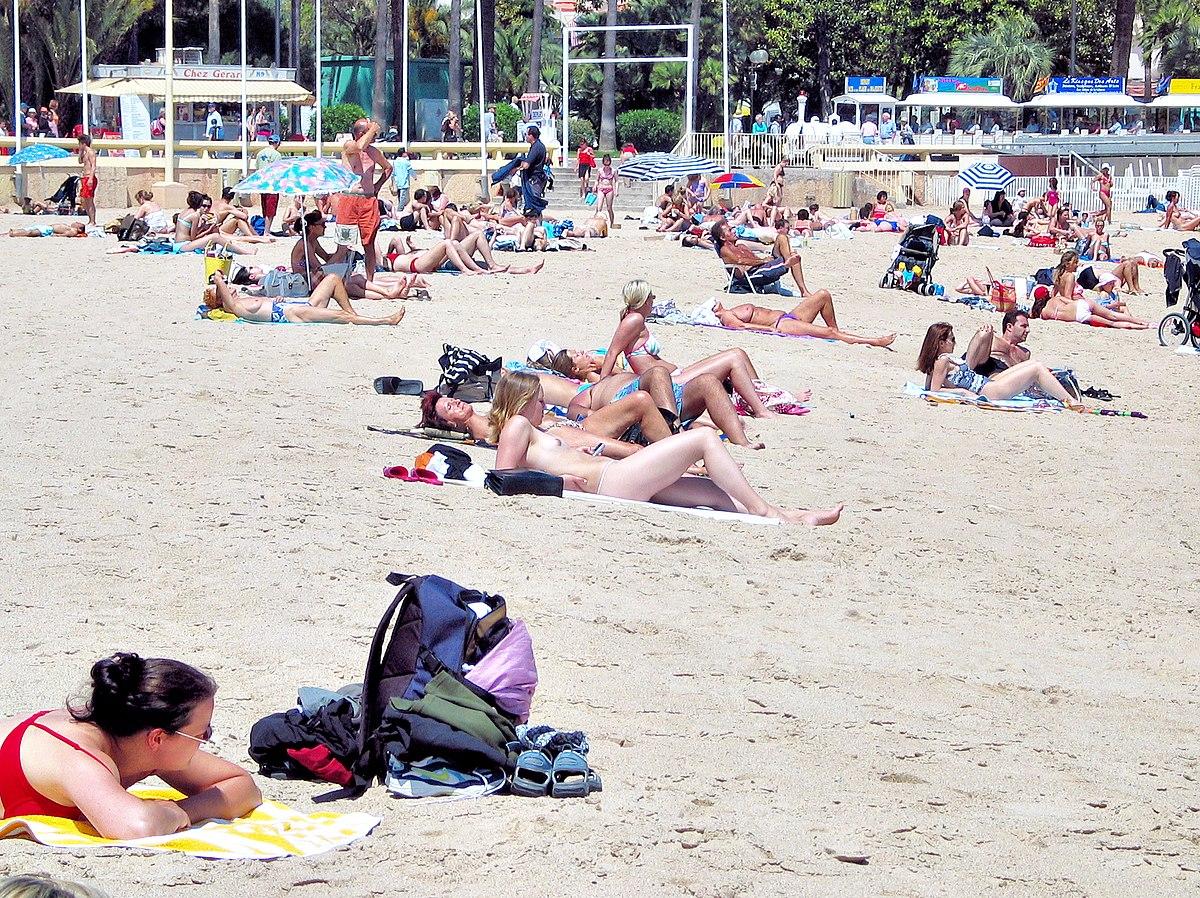 France Nude beach  XNXXCOM