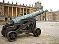 Cannon, Blenheim Palace - geograph.org.uk - 403754.jpg