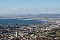 Cape Town harbour from Table Mountain.jpg