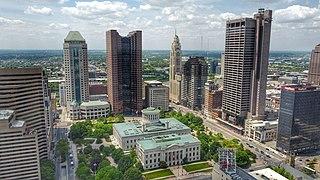 Capitol Square Public square in Columbus, Ohio
