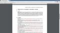 Captura de pantalla de Chromium 48 mostrando Wikipedia-Portada en PDF en el visor de PDF (Material design), en Debian GNU-Linux.png