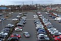Car park from the Village Hotel, Walsall - geograph.org.uk - 1182485.jpg