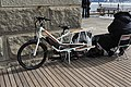 Cargo bike on Brooklyn Br jeh.jpg