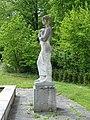 Carl Gutknecht (1878–1970) Bildhauer, Brunnen Skulptur von 1956, Friedhof am Hörnli (4).jpg