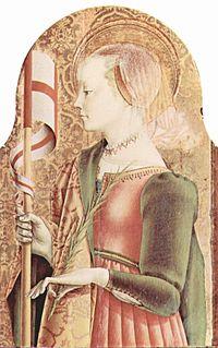 Saint Ursula Frankish saint