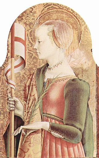 Saint Ursula - Image: Carlo Crivelli 041
