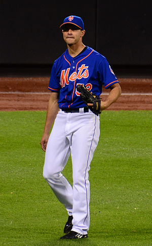 Carlos Torres (pitcher) - Torres with the New York Mets in 2013