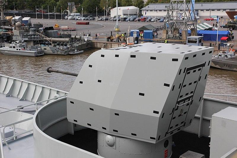 File:Carlskrona (P04) NOCO2014 05 bow 40 mm Bofors.JPG