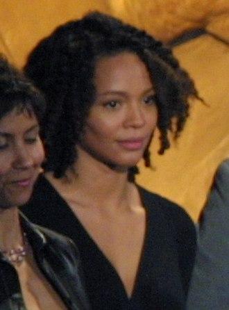 Carmen Ejogo - Ejogo in 2002