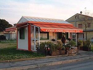 Piadina - Kiosk (in Cesena)