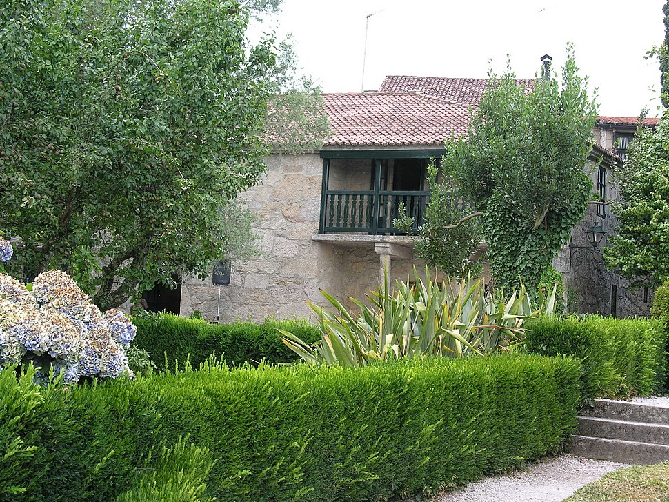 Casa da matanza Galicia