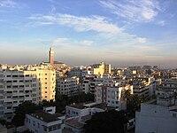 Casablanca Morocco Maghreb Wikipedia