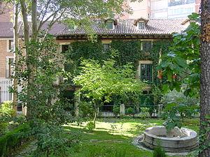 Museo casa de cervantes wikipedia la enciclopedia libre for Casa moderna wiki
