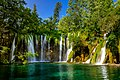 Cascade of waterfalls in Plitvice Lakes National Park.jpg