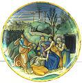 Casteldurante, madonna e le pie donne al sepolcro, 1526.JPG