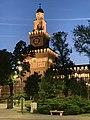 Castello Sforzesco maggio 2020.jpg
