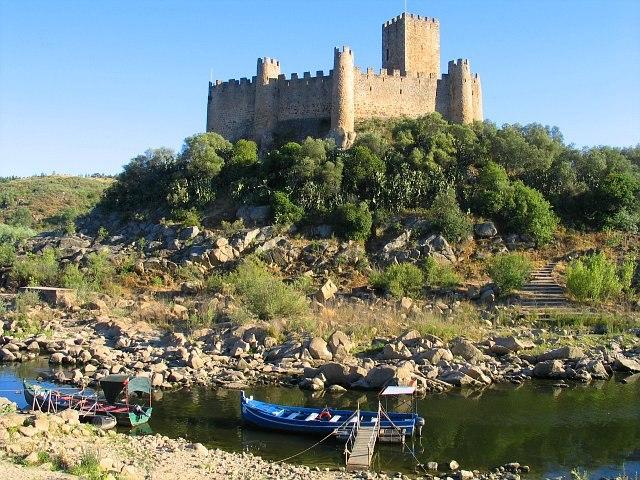 Castelo Almourol Portugal 3
