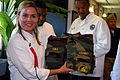 Cat Cora with Navy.jpg