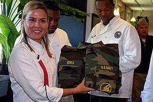English: MAYPORT, Fla. (Nov. 13, 2007) Chef Ca...