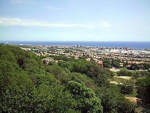 Vilassar de Mar - Image: Catalonia Vilassar De Mar Vista