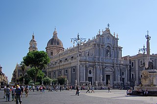 Catania Cathedral cathedral