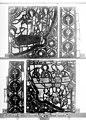 Cathédrale - Vitrail, Chapelle Jeanne d'Arc, la Vierge et l'Enfant, saint jean, baie 36, quatrième panneau, en haut - Rouen - Médiathèque de l'architecture et du patrimoine - APMH00031336.jpg