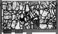 Cathédrale - Vitrail, Chapelle Saint-Joseph, lancette médiane, Légende de saint Romain, dixième panneau, en haut - Rouen - Médiathèque de l'architecture et du patrimoine - APMH00031285.jpg