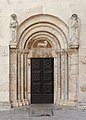 Cathedral of St. Anastasia in Zadar 06.jpg