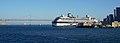 Celebrity Infinity cruise ship SFO 09 2017 6466.jpg