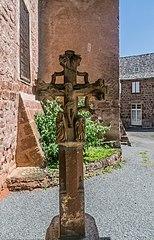 croix de cimetière de Saint-Cyprien-sur-Dourdou