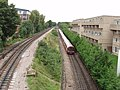 Central Line west of Hammersmith Hospital - geograph.org.uk - 938684.jpg
