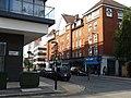 Central Street junction with Seward Street view northeast 01.jpg