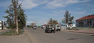Ulaangom - Central Ulaangom