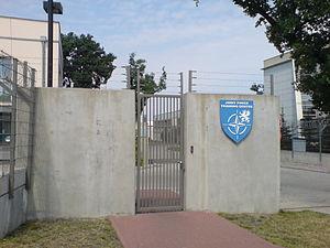 Joint Force Training Centre - JFTC entrance
