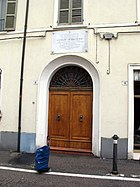 The birthplace of Pius VII (Source: Wikimedia)