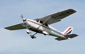 Cessna 175 Skylark - Cessna 175C Skylark (G-ARWS)