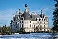 Château de Chambord - Aile de la Chapelle sous la neige.jpg
