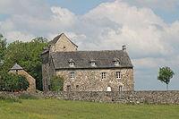 Château de Ferluc - Façade Est.JPG