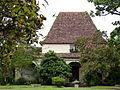 Château de Gaujacq - cour intérieur 4.JPG