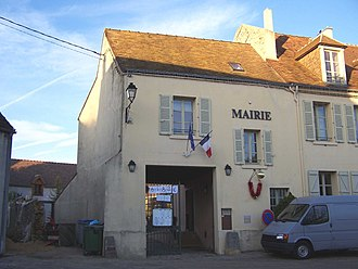 Châteaufort, Yvelines - Town hall
