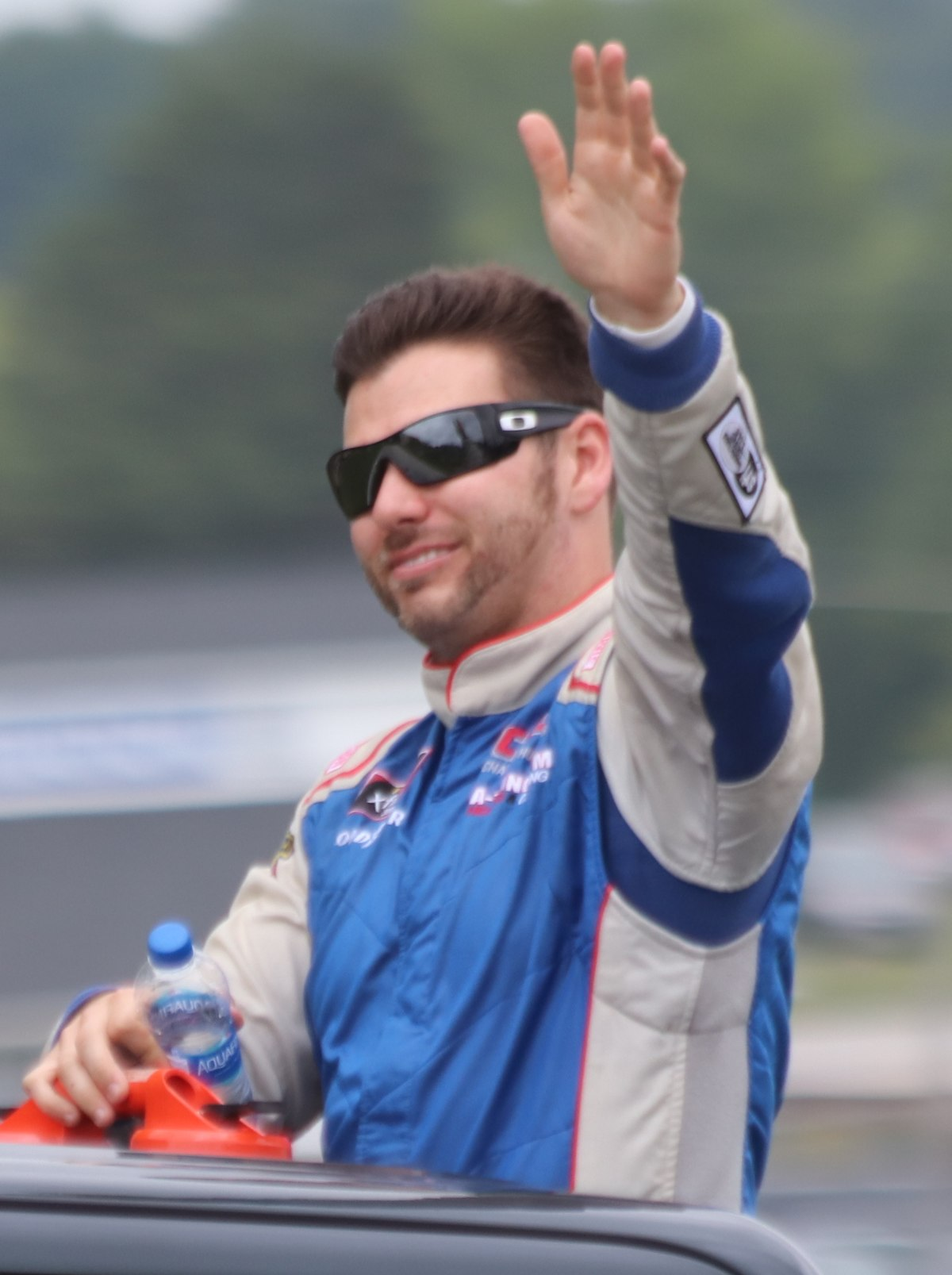 First Time Driver >> Chad Finchum - Wikipedia