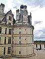 Chambord Château de Chambord Turm 3.jpg