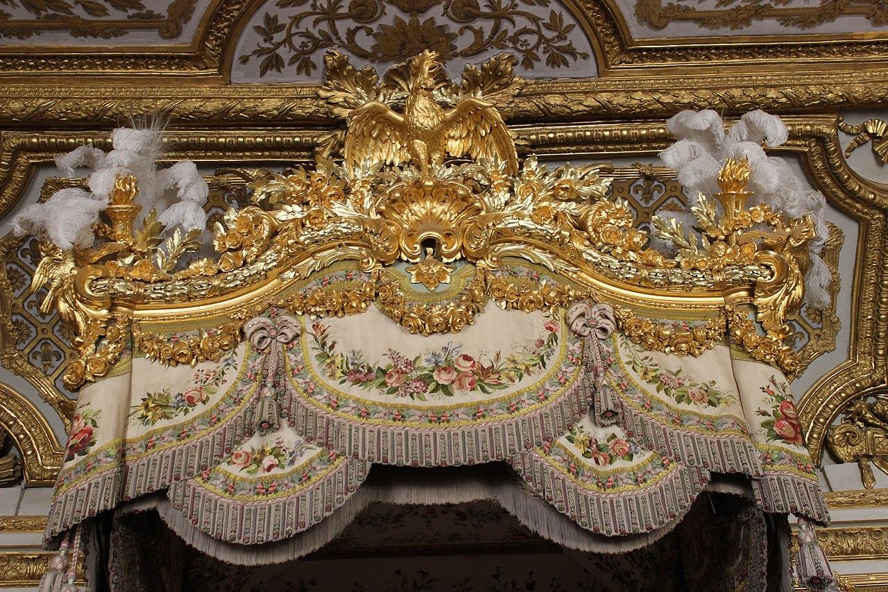 File chambre de la reine versailles 07 jpg wikimedia for Chambre de la reine