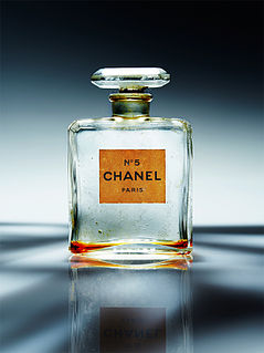Chanel No. 5 Perfume by Coco Chanel