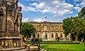 Chapultepec Castle garden.jpg