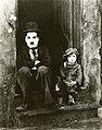 """Charlie Chaplin and Jackie Coogan in """"The Kid"""" (SAYRE 4345).jpg"""